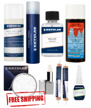 Kryolan Special Effects (FX) Bundle, 10 Items